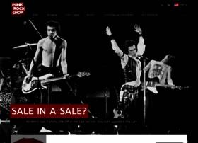 Punkrockshop.co.uk thumbnail
