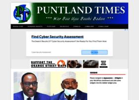 Puntlandnews.net thumbnail