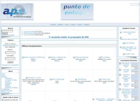 Puntoenfoque.org thumbnail