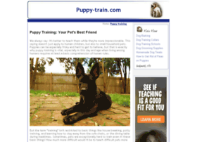 Puppy-train.com thumbnail