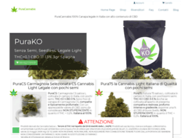 Puracannabis.it thumbnail
