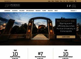 Purdue.edu thumbnail