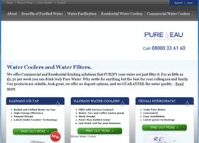 Pure-eau.co.uk thumbnail