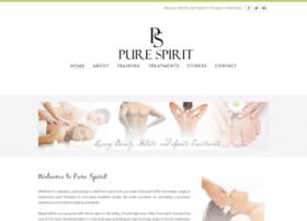 Pure-spirit.co.uk thumbnail