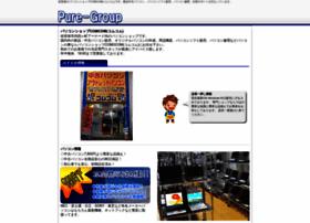 Purecom.co.jp thumbnail