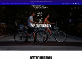 Purefixcycles.com thumbnail