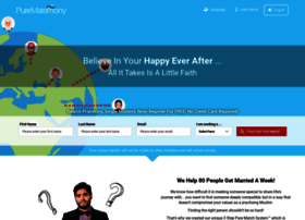 purematrimony com at WI  Pure Matrimony - Marriage for Practising
