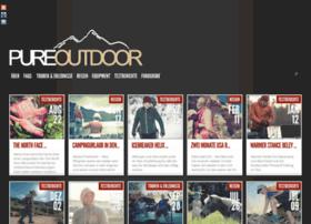 Pureoutdoor.de thumbnail