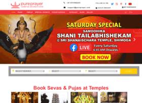 Pureprayer.com thumbnail