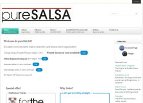 Puresalsa.co.uk thumbnail