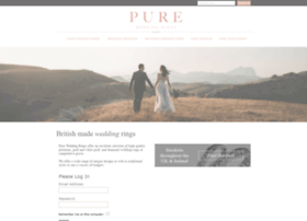 Pureweddingrings.co.uk thumbnail