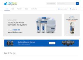 Puritech.co.za thumbnail