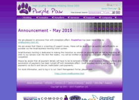 Purplepaw.co.uk thumbnail