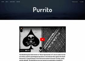 Purrito.net thumbnail
