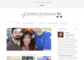 Pursuitofresearch.org thumbnail