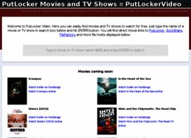 Putlocker - Watch Movies And TV Shows Online Free On Put
