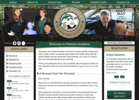 Putnamacademy.org thumbnail