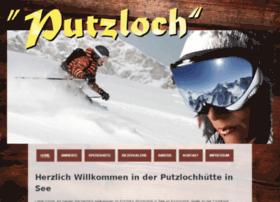 Putzloch.at thumbnail