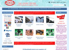 Pvcbuildingproducts.co.uk thumbnail
