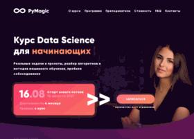 Pymagic.ru thumbnail