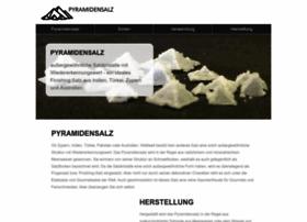 Pyramidensalz.de thumbnail