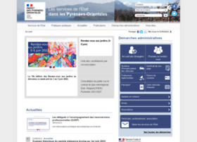 Pyrenees-orientales.gouv.fr thumbnail