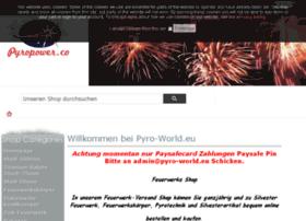 Pyro-world.eu thumbnail