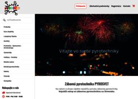 Pyrosvet.sk thumbnail