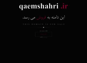 Qaemshahri.ir thumbnail