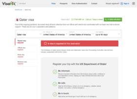 Qatar.visahq.com thumbnail