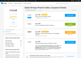 Qatarairways.bluepromocode.com thumbnail
