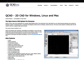 Qcad.org thumbnail