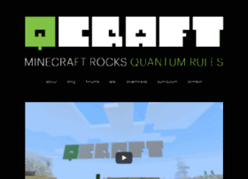 qcraft org at WI  About qCraft | qCraft