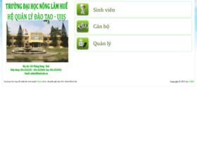 Qlgd.huaf.edu.vn thumbnail