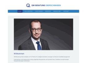 Qm-beratung-oberschwaben.de thumbnail