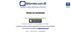 Qnumero.com.br thumbnail
