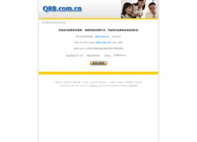 Qrb.com.cn thumbnail