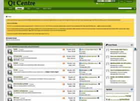 Qtcentre.org thumbnail