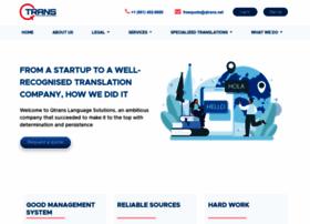 Qtrans.net thumbnail