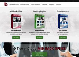 Top 10 travel agency software websites