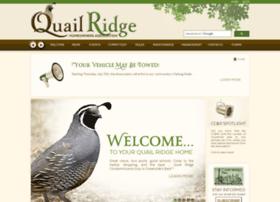 Quail-ridge.org thumbnail