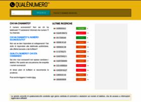 Qualenumero.info thumbnail