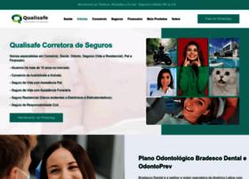 Qualisafeseguros.com.br thumbnail