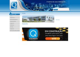 Qualitronix.com.br thumbnail