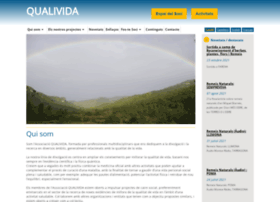 Qualivida.org thumbnail