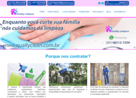 Quallyclean.com.br thumbnail