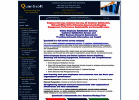 Quantisoft.com thumbnail