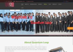 Quantumleap.net.in thumbnail