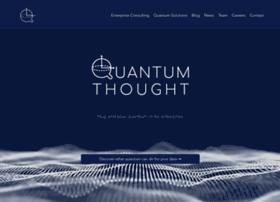 Quantumthought.io thumbnail