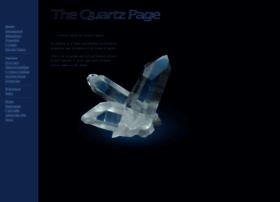 Quartzpage.de thumbnail